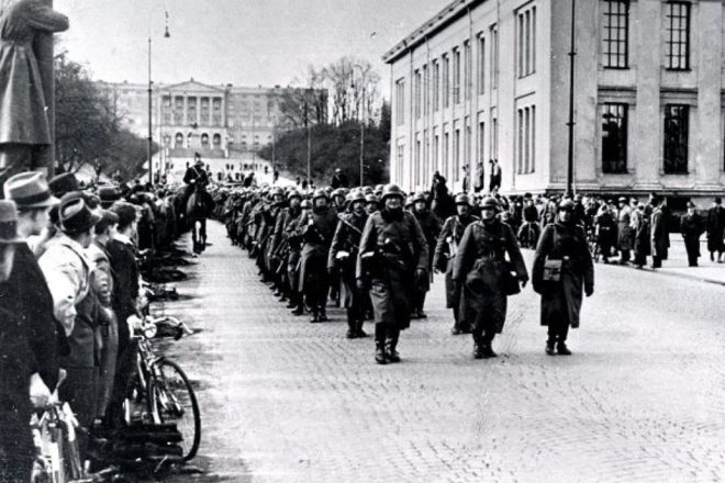 Norway apologises to WWII 'German girls'