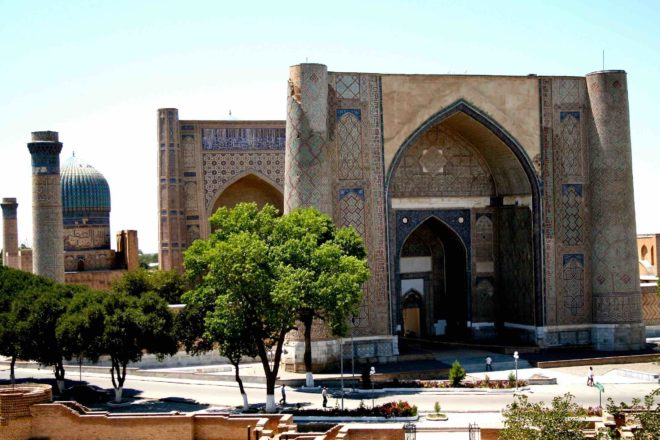 Uzbekistan opens up with reforms