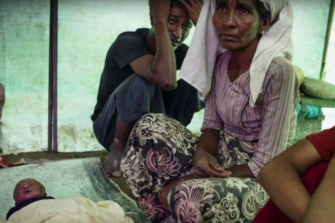 EU trade body probes Rohingya 'genocide'