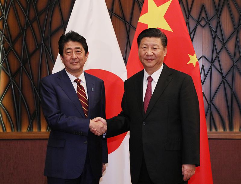 Chine-Japon ou la volonté de normalisation