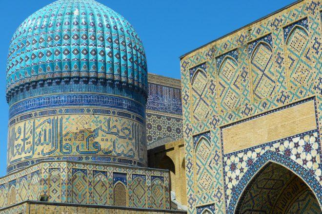L'Ouzbékistan au coeur de la Nouvelle route de la soie
