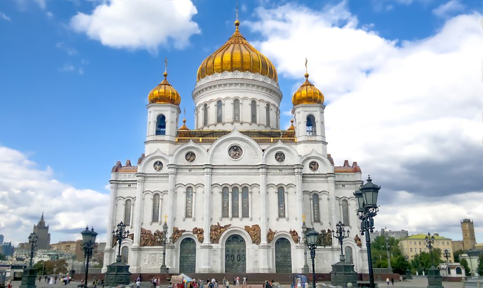 Rupture entre les Patriarcats de Moscou et de Constantinople