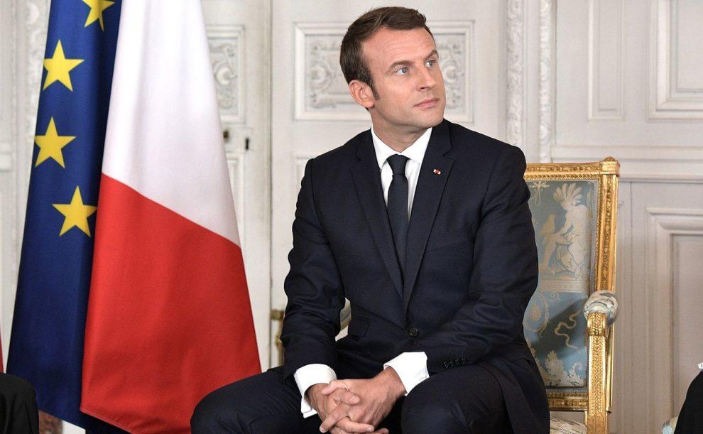 Le plaidoyer européen d'Emmanuel Macron