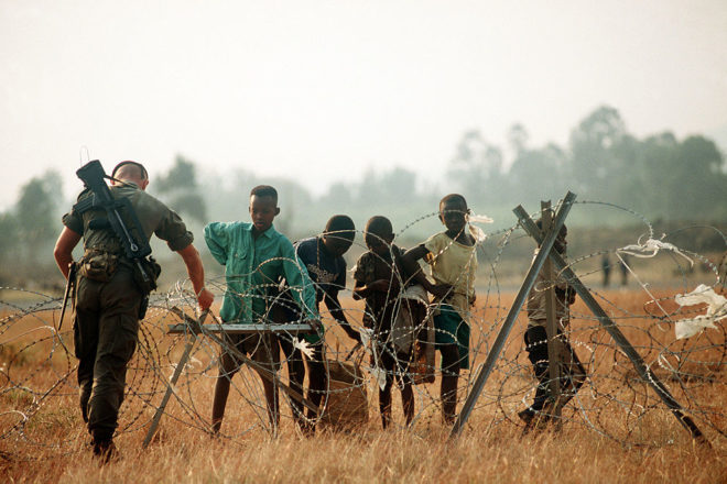 Denmark expels Rwandan on genocide charges