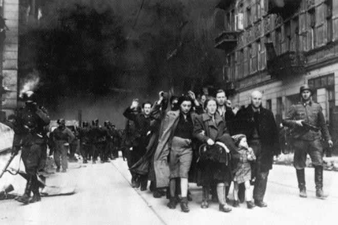 Last Warsaw ghetto uprising survivor dies, 94