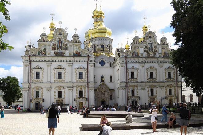 L'Ukraine crée une Eglise autocéphale