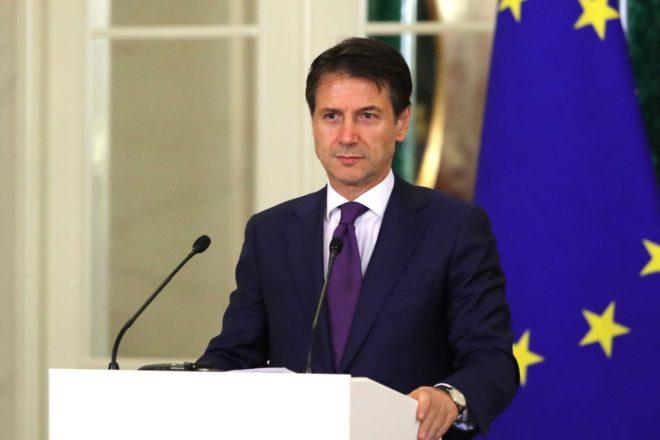 Conte hails budget deal with EU