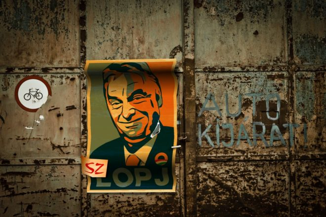 Orban's 'slave law' unites opposition