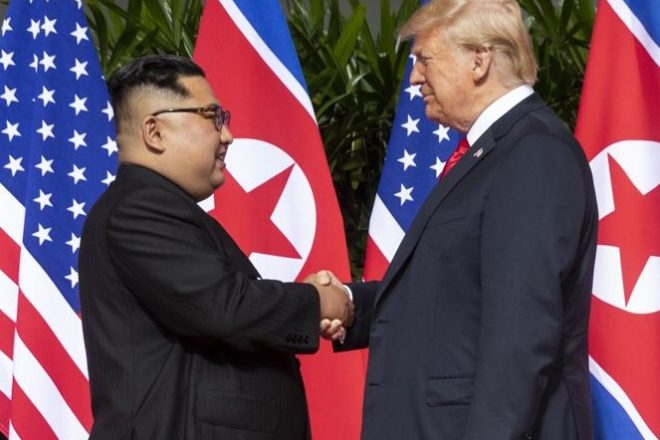 "Un second sommet ""imminent"" entre Trump et Kim Jong-Un ?"