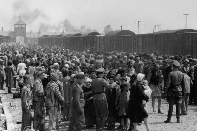 Poland to probe Auschwitz protesters
