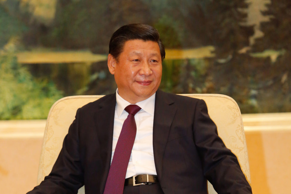 Xi Jinping menace militairement Taïwan