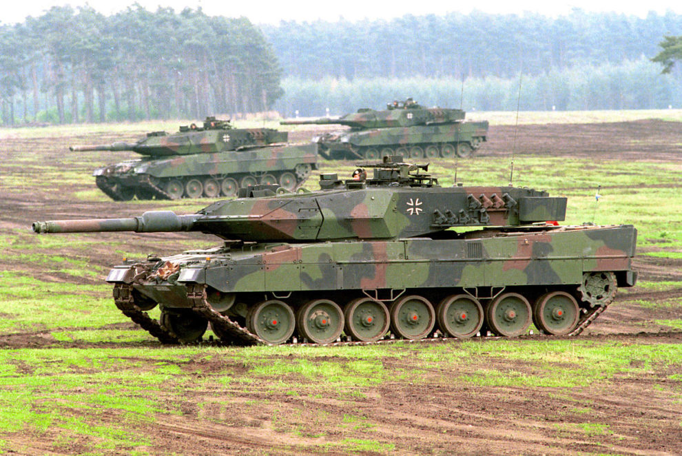 Germany arms exports rise 13% since 2014: study