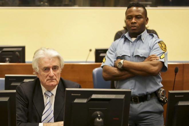 Radovan Karadzic condamné à la perpétuité