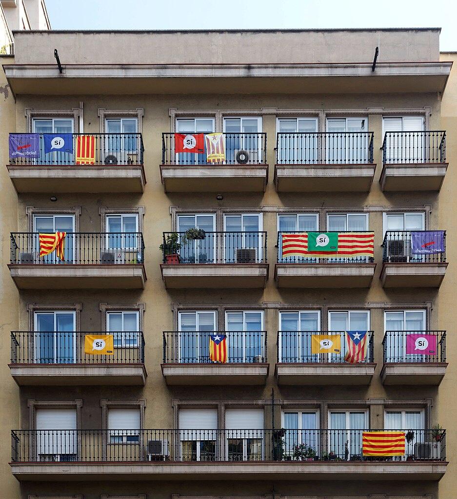 Catalan protesters flood Madrid
