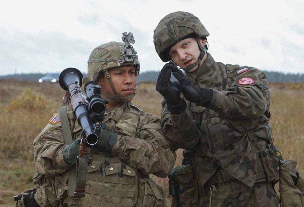 US military plans Polish storage site
