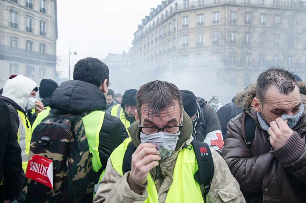 Yellow vest leaders rage at meeting cancellation