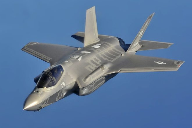 US stops F-35 fighter jet deliveries to Turkey