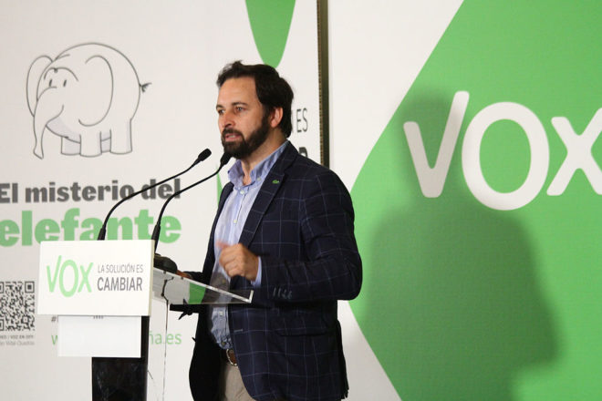 Extremist Vox excluded from Spanish election debate