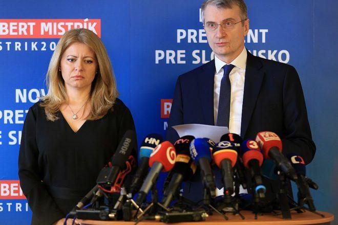 Liberals hail Slovak presidential triumph