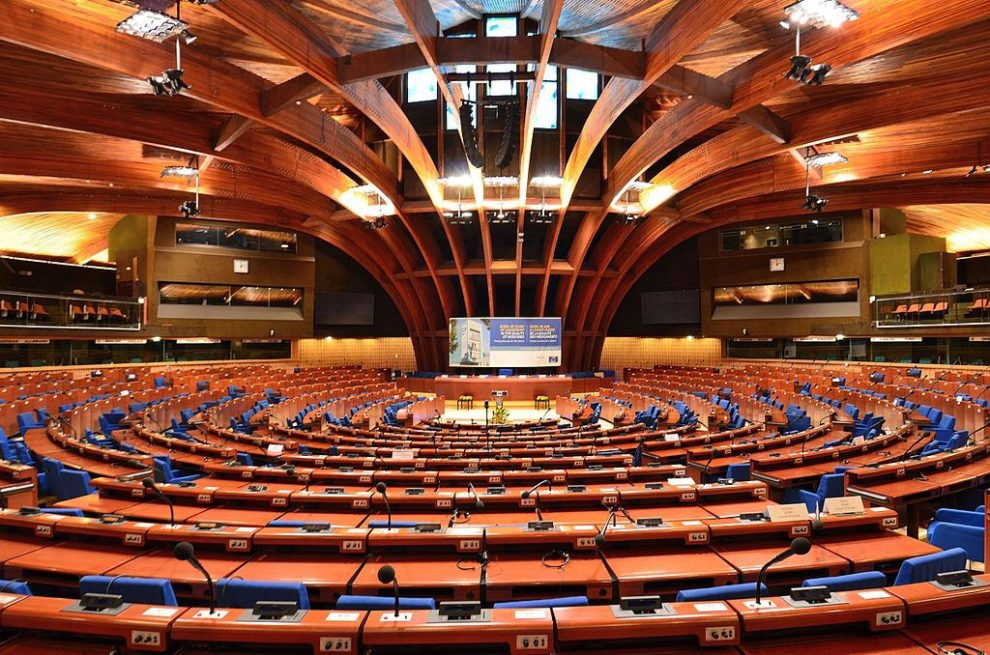 Council of Europe poised to restore Russian voting rights