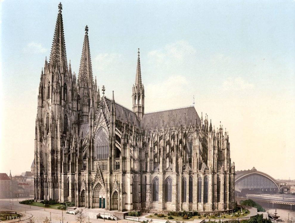 German churches warned of falling congregations
