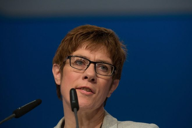 Merkel's successor not up to job: poll