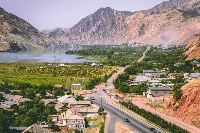 Isis prison riot in Tajikistan leaves 32 dead