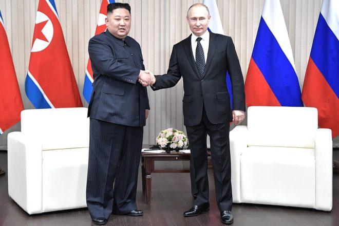 Vers une coopération entre Moscou et Pyongyang ?