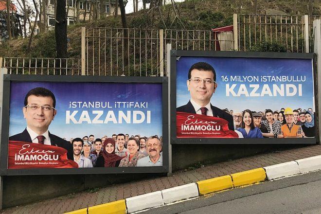 Istanbul dit oui à Ekrem Imamoglu