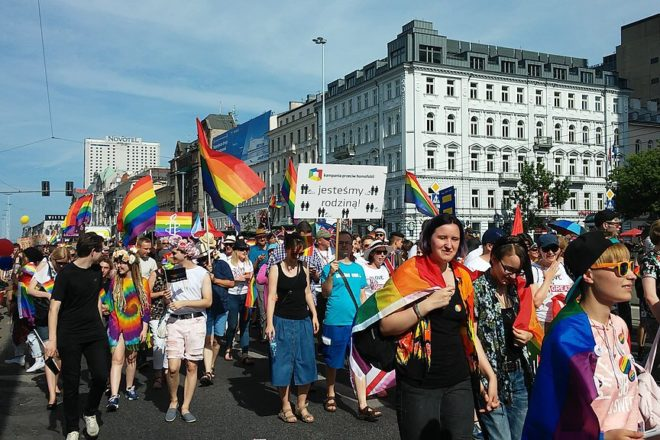PiS ministers condemn Polish LGBT attack