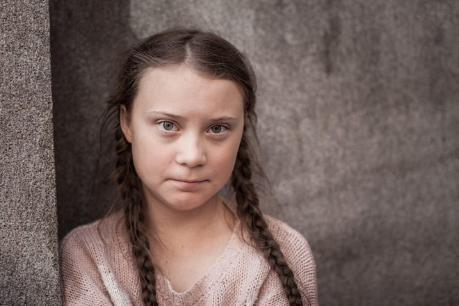 Thunberg tells French MPs to listen to scientists