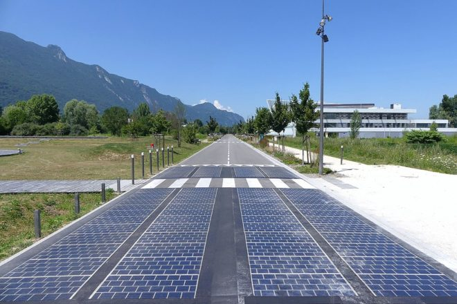French solar road branded a failure