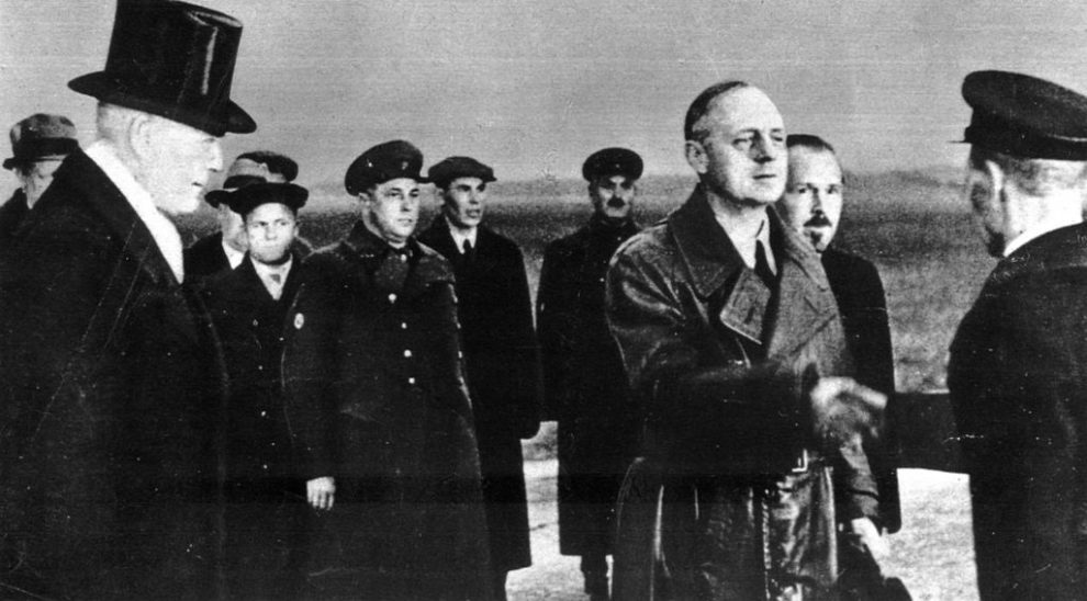 Europe marks 80 years since Nazi-Soviet 'misery pact'
