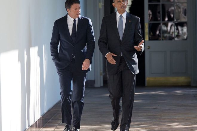 Ex-Italian PM Renzi leads efforts to form coalition