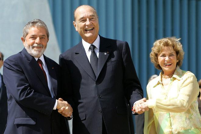 La France en deuil après le décès de Jacques Chirac