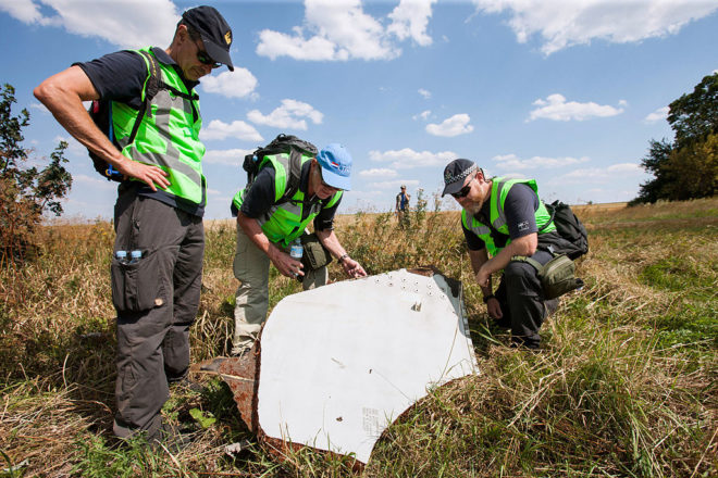 Russia and Ukraine complete prisoner swap, including MH17 suspect