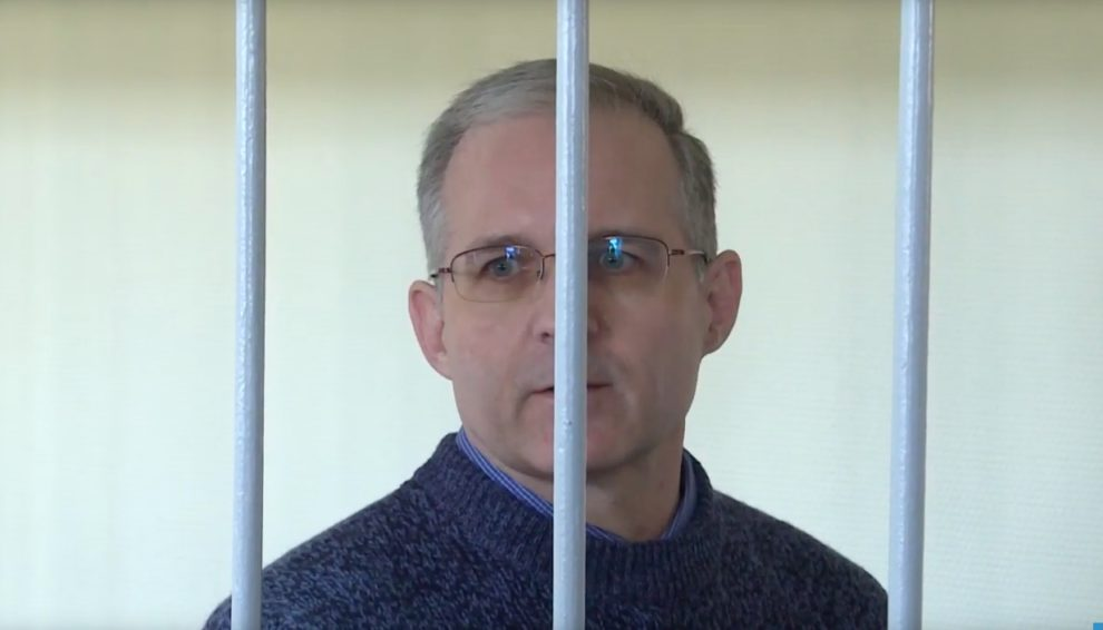 Russia rejects ex-US marine's plea for release