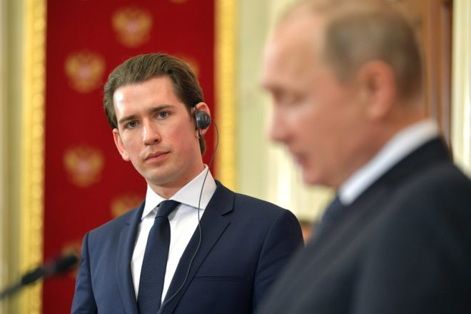 Kurz poised to form another Austrian govt