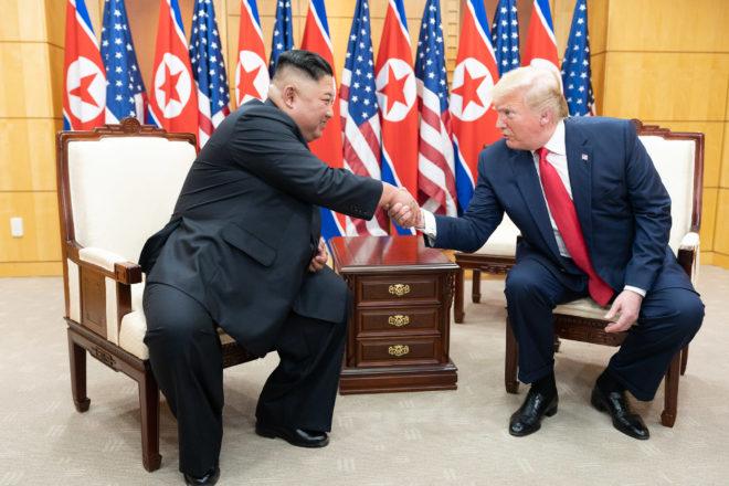 Quand la Corée du Nord encense Donald Trump