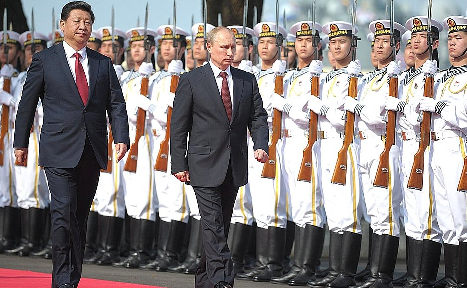 Putin boasts about bolstering China's missile defence
