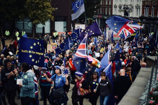Pro-EU UK MPs look to force Brexit extension