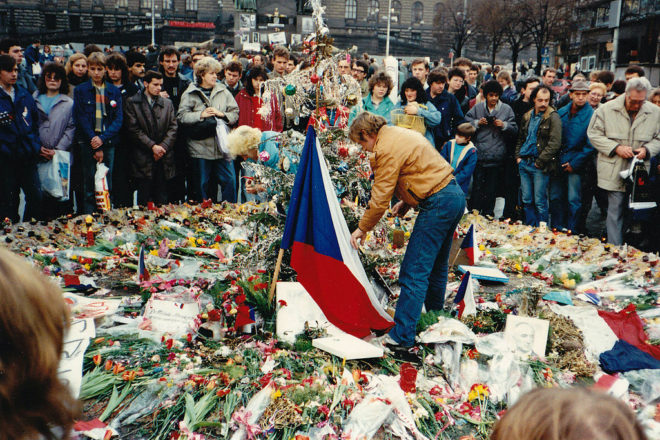 Czech Republic marks 30 years since Velvet Revolution