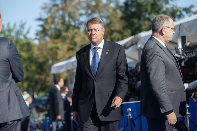 Romania's Iohannis tipped to win presidential runoff