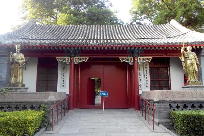 En Chine, un pasteur emprisonné pour neuf ans