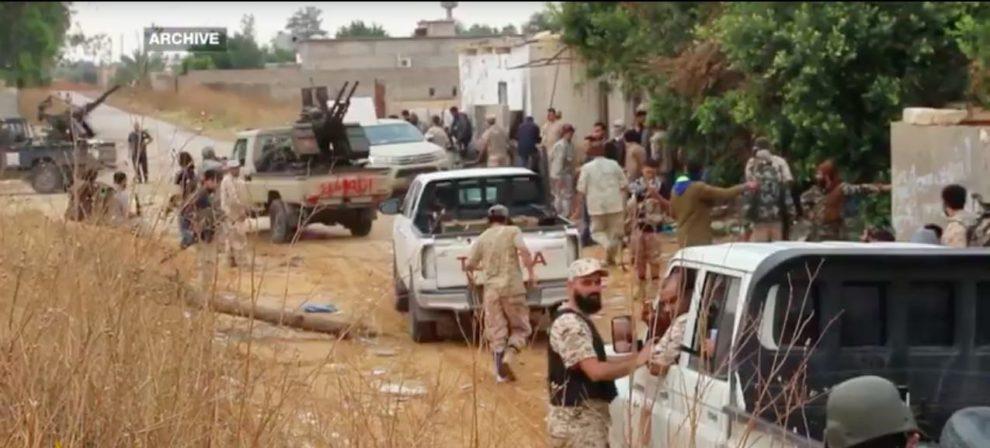 US envoy blames Russian mercenaries for Libyan deaths