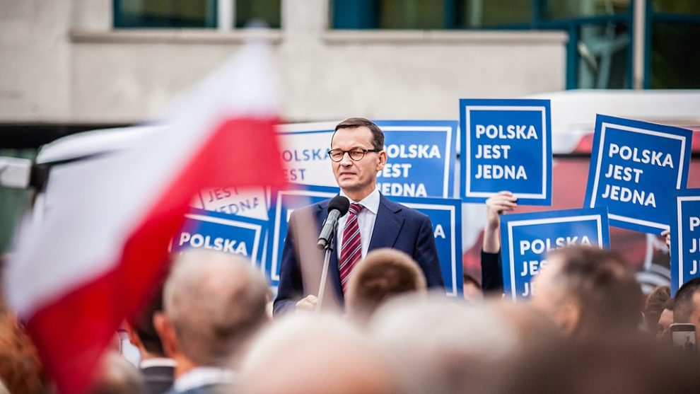 EU to retreat in funding row: Polish PM