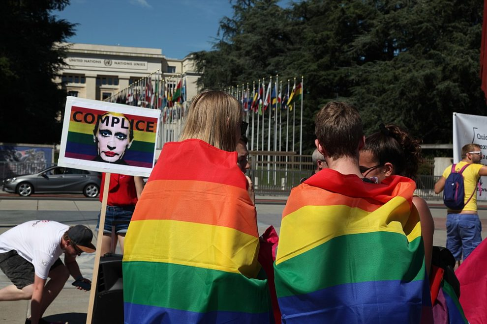 Russian transgender woman has conviction overturned