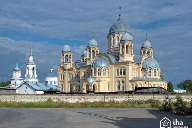 Giant Russia church planned near czar's murder site