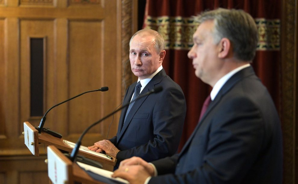 Central Europe 'vulnerable' to foreign meddling: report