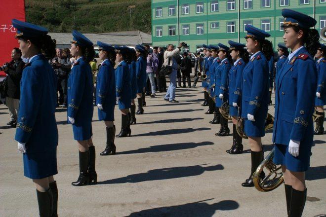 Corée du Nord : un ancien officier ministre